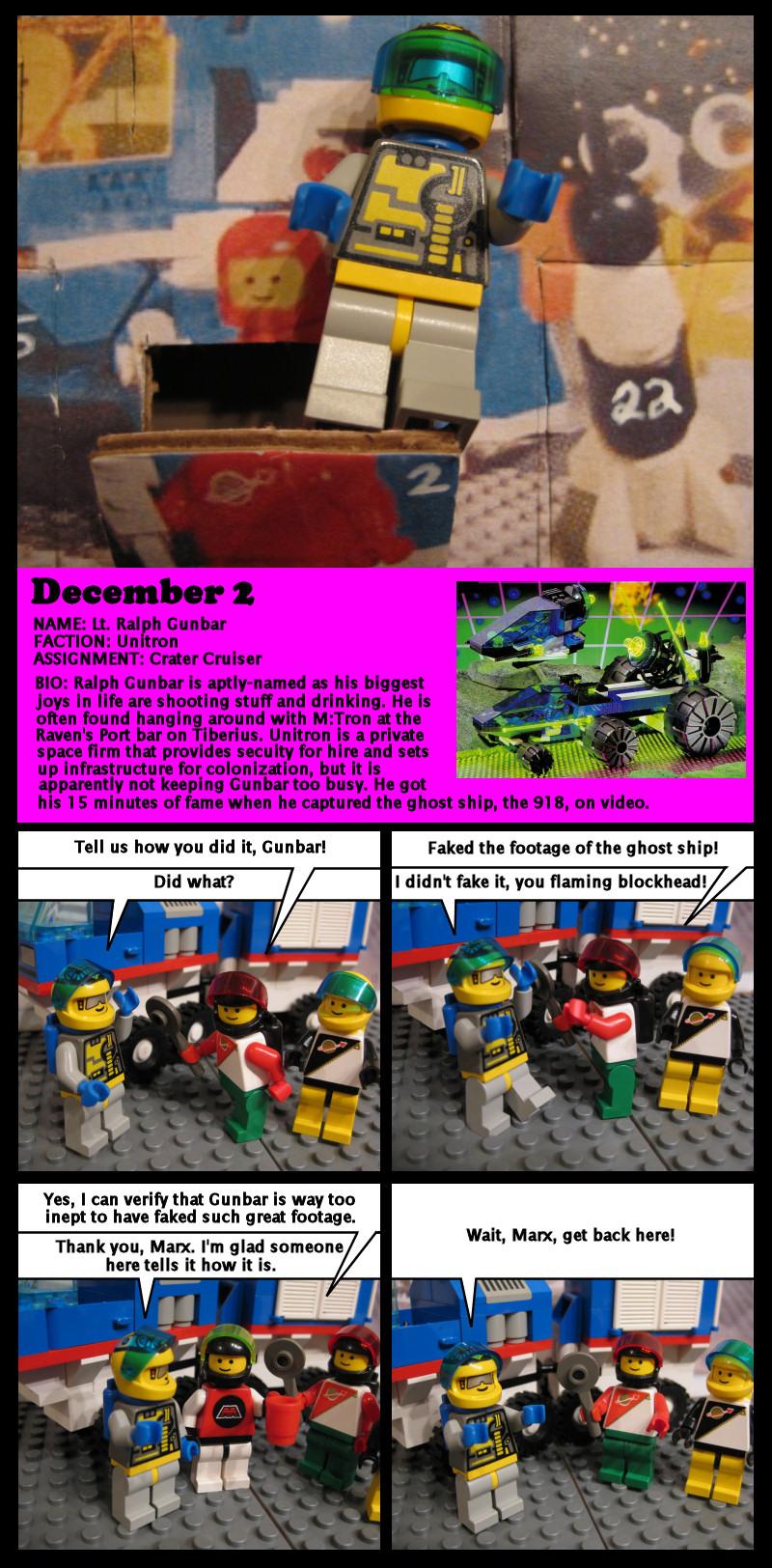 Advent Calendar (Part 2)
